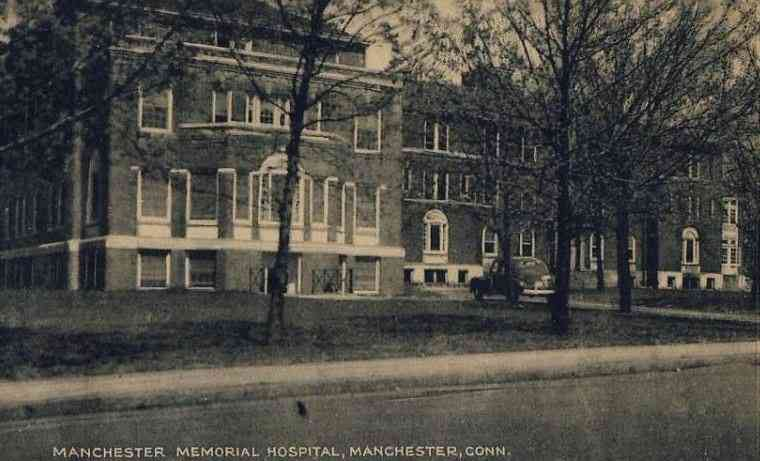 Manchester, Connecticut, USA - Manchester Memorial Hospital