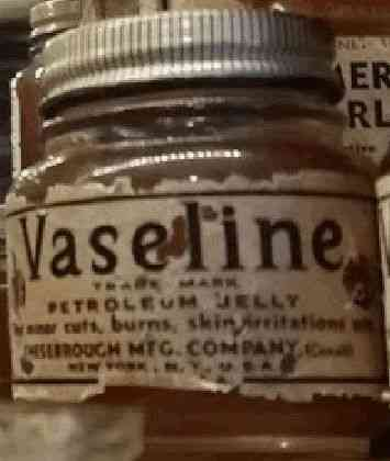 Manhattan, New York, USA (New York City) (New Amsterdam) - Vaseline Petroleum Jelly